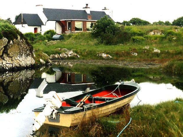kleines cottage in schottland kaufen